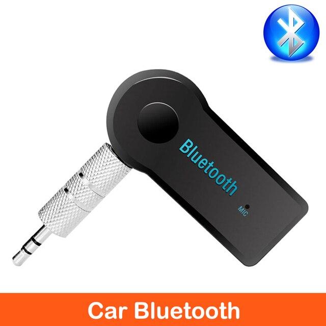 ENKLOV Freisprecheinrichtung AUX Bluetooth Empfänger Bluetooth C Lautsprecher Empfänger Bluetooth Hilfs AUX Receiver Auto Bluetooth Adapter