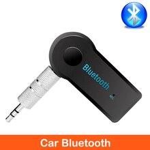 ENKLOV manos libres AUX Bluetooth receptor Bluetooth C altavoz receptor Bluetooth auxiliar AUX receptor adaptador Bluetooth para coche