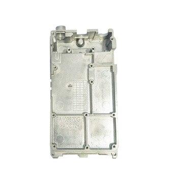 Walkie talkie placa de aluminio detrás para Vertex VX231 accesorios de radio...