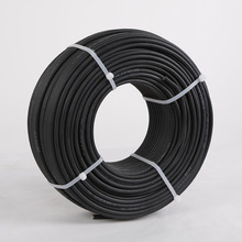10 метров/рулон 6мм2 одножильный Солнечный Кабель 10AWG PV кабель изоляция из сшитого полиэтилена TUV одобренный кабель питания