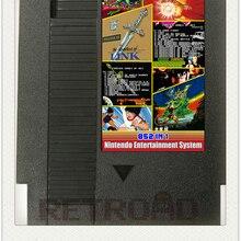 NES 852 in 1(405 + 447) Spiel Patrone für 8Bit Unterhaltung System,72 Pin Spiel Patrone Unterstützung Sparen Fortschritt 1G Flash Speicher
