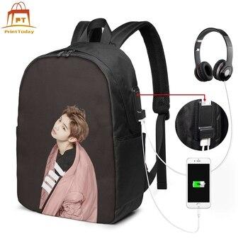 цена на Got7 Backpack Got7 Backpacks High quality Trending Bag Man - Woman Print Multifunctional Schoolbag Bags
