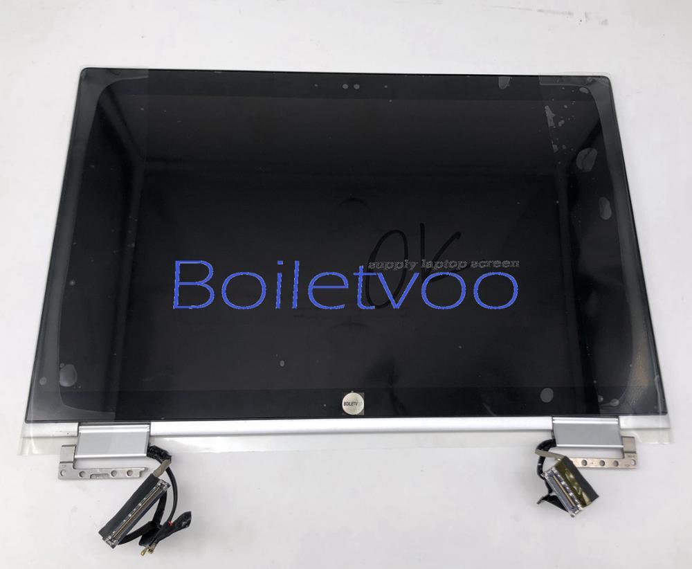 L31869-001 L31868-001 L31872-001 Pour HP EliteBook x360 1030 G3 écran LED lcd ÉCRAN TACTILE ASSEMBLAGE du PANNEAU Entier charnière-