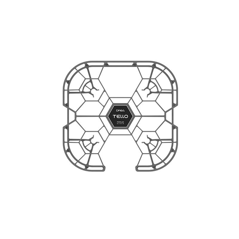 DJI Unmanned Aerial Vehicle Tello Spherical Protective Cover Cynova Tello Square Protective Cover
