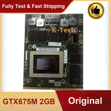 Graphic-Card Laptop Msi M6600 GTX Dell Video for M6000/M6600/M6700/.. GTX675M N13E-GS1-A1