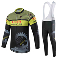 Aofly Nova Outono Primavera Camisa Manga Longa Do Homem de Montanha Corrida de Ciclismo de Estrada Roupas Bicicleta Maillot Ci