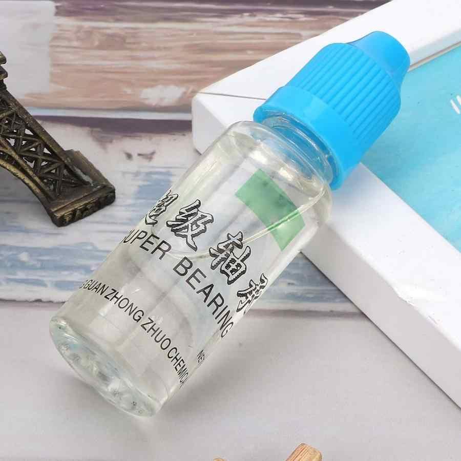 Tattoo Supplies 20ml Macchina Del Tatuaggio Lubrificante Motore Olio di Rimozione Della Polvere di Manutenzione Del Tatuaggio Strumento di Riparazione Ciglia Accessori
