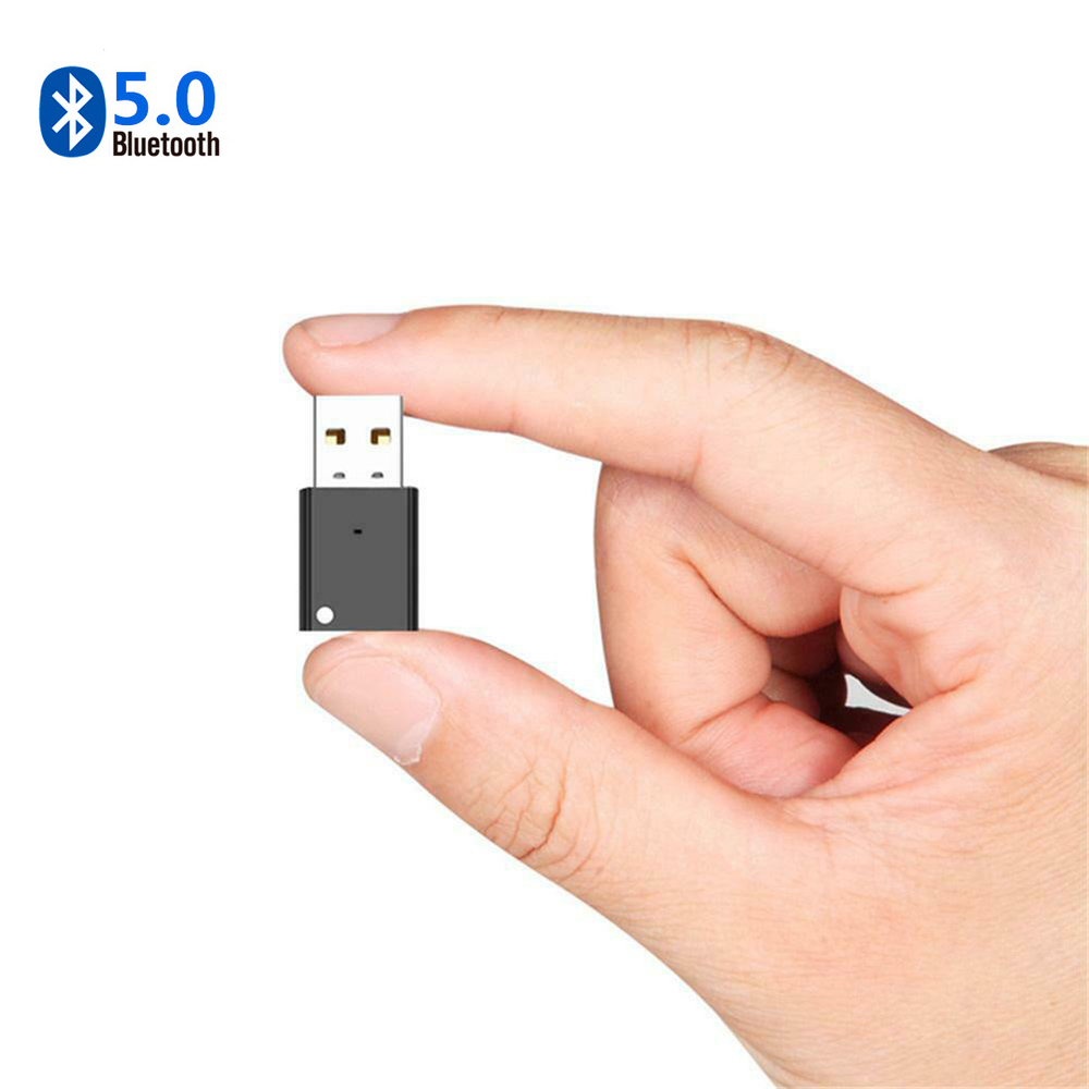 USB Bluetooth 5 0 Adapter Dongle Aux Audio Bluetooth 4 0 4 2 Speaker Music Receiver For Car Radio Amplifier Multimedia