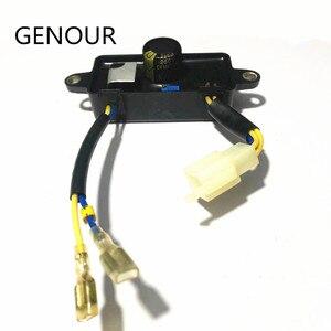 Image 2 - Lihua AVR Automatische Spannungs Regler Für Generator Teile 2KW 2,5 KW 3KW 6 Drähte TT21 12 Mit Schutz Schaltung Brechen Funktion