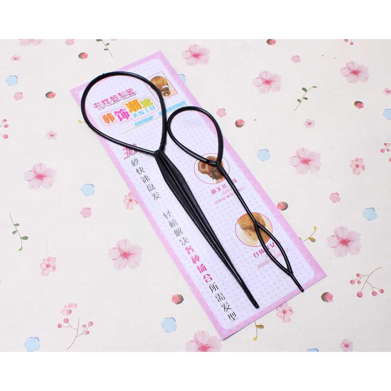 72 Stks/set Multi-Stijl Vrouwen Haar Accessoires Onzichtbare Haar Clips Pull Haarspelden Diy Kapsel Zwarte Elastische Haarbanden Tie gum