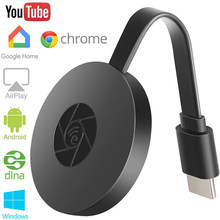 Wifi display sem fio dongle tv vara completa 1080p chromecast HD-MI miracast dlna tv elenco display para android chrome google casa