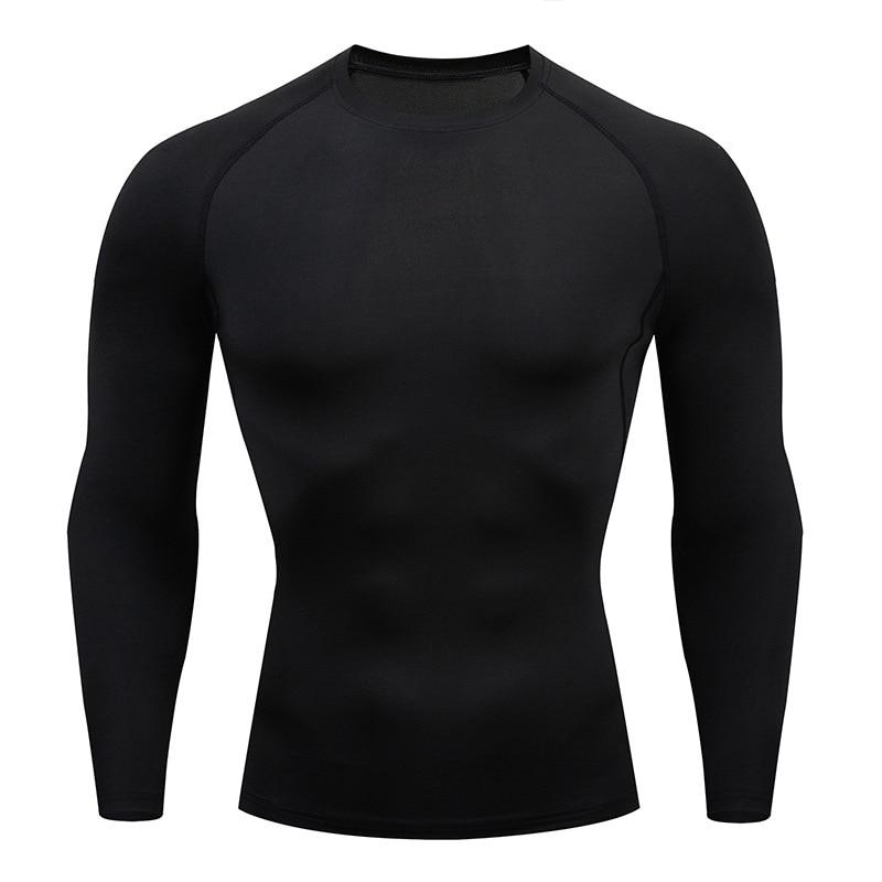Mma camisa de manga longa masculino esporte jerseys boxe mma compressão camisas secagem rápida muay thai jiu jitsu bjj boxe roupas 4