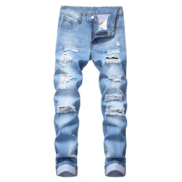 SELECTED HOMME Jeans Dritto Uomo