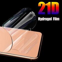 Ultra silikon hydrożel Film dla Google Pixel 4 XL 3XL 4a 2XL 2 4xl zakrzywione pokrywa TPU osłona ekranu przedniego film bez szkła