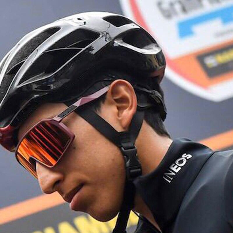 Sport Gepolariseerde Sutro Fietsen Bril Fietsen Bril Mannen Vrouwen fiets Bril UV400 Fietsen zonnebril 3 Lens