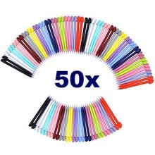 50pcs pack 8 5cm Touch Stylus Pen for Nintendo DS Lite L3EF Plastic Game Video Stylus