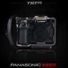 Tilta accesorio de carcasa de camara DSLR para cámara PANASONIC S1H, S1, S1R, Serie S, HDMI, bloqueo, soporte para Cable de objetivos