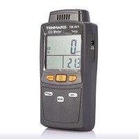 Tenmars TM-801 co medidor detector de monóxido de carbono