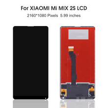 100% Test For Xiaomi Mi Mix 2S LCD Display 10 Touch Screen Panel XIAOMI Mix2S LCD Digitizer Assembly Replacement Repair Parts amoled display for xiaomi mi mix 3 lcd display touch screen digitizer assembly tested display for mi mix 3 screen replacement