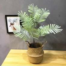 Большое искусственное пальмовое дерево 80 см 8 дюймов
