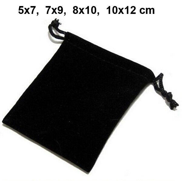 en flanelle Sac pour Tarot d/és Bijoux Cordon de serrage de stockage Portable Package /étui en velours b
