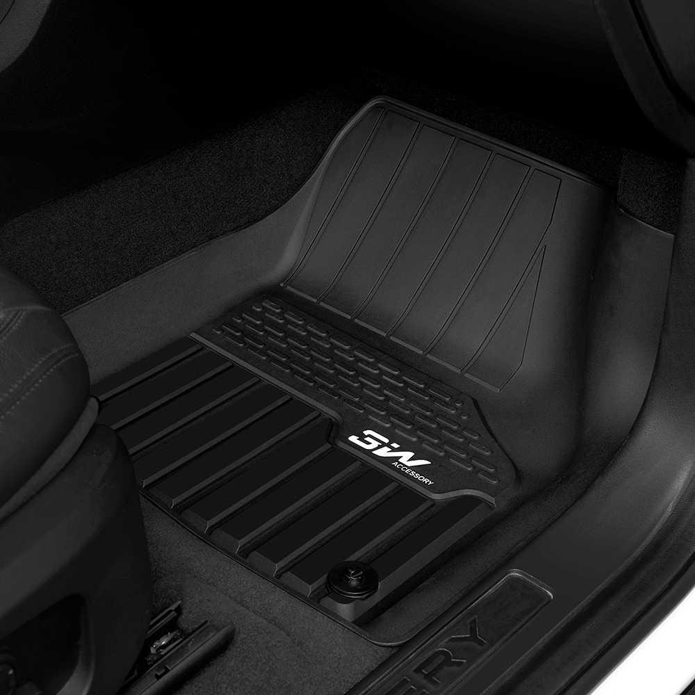 Ajuste Perfecto Alfombra Negra Coche Tapetes adaptado para Range Rover Sport IV 2013 />