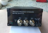 10M Frequency Reference, 2 Sine Waves, 1 Square Wave Output