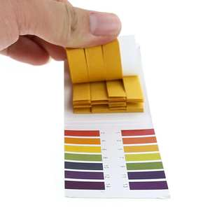 Test-Strips Laboratory-Test-Paper PH 80pcs Urine Alkaline-Acid-Indicator 1-14 Saliva