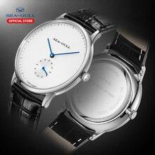2020 Seagull new men's mechanical watch simple business ultr