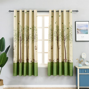 Blackout Curtains for Living R