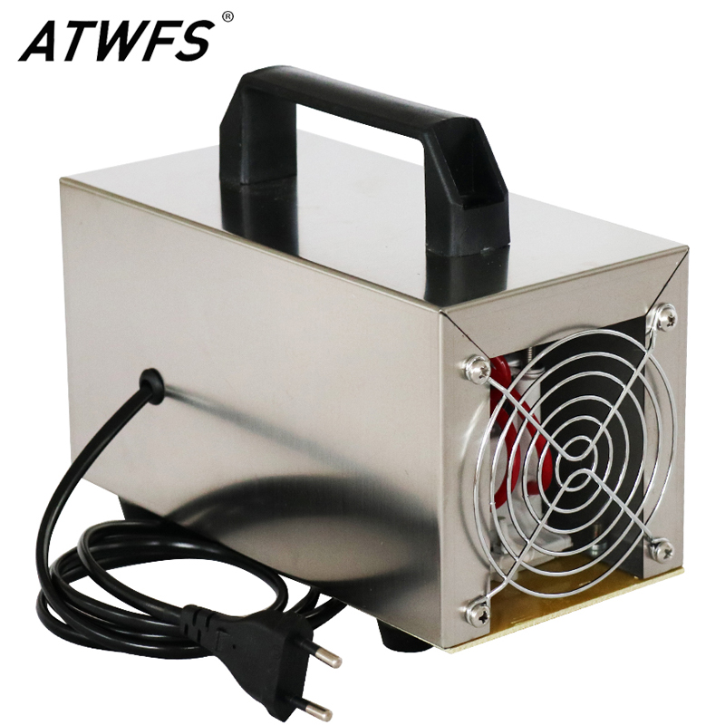 Atwfs Ozone Generator 220v 60g 48g 36g Portable Air Purifier O3 Ozonator Cleaner Home Desinfection Ozonizer Remove Formaldehyde Air Purifiers Aliexpress