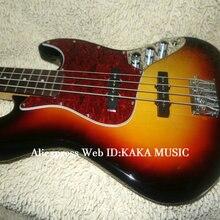 Новое поступление 4 струны Sunburst электрический бас гитары Высокое качество Лидер продаж