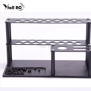 Image 3 - Maintenance tool base finishing screwdriver wrench storage rack for RC Trx4 scx10 Drone FPV Quadcopter Helicopter Model Repair