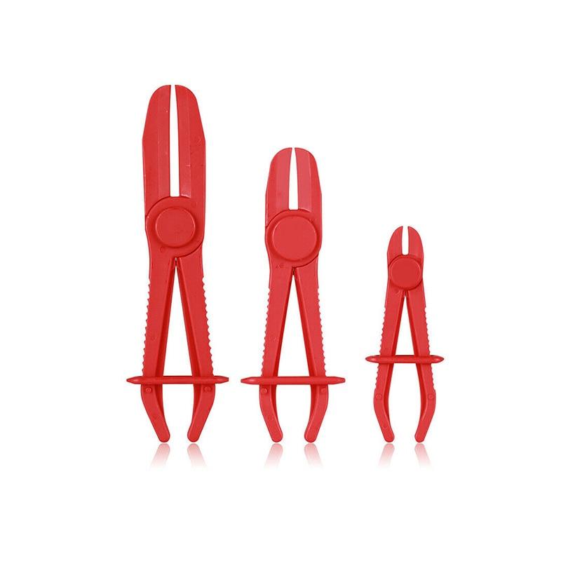 3 шт./компл., нейлоновый хомут для шланга, набор инструментов, тормоз, Топливопровод, зажим, плоскогубцы, свободные руки, инструмент, инструме...