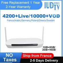 IPTV Sweden Q9 Smart Android 8.1 TV Box 1GB/2GB 8GB/16GB With 1 Year IUDTV IPTV Code Spain Italy UK Germany Greece Arabic IP TV цена и фото