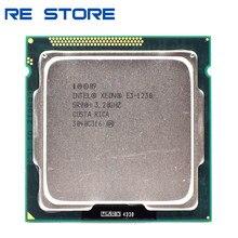 Se Intel Xeon E3 1230 SR00H 3,20 GHz 8MB Quad Core LGA 1155 procesador de CPU