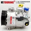 7SEU16C компрессор для Jaguar супер V8 ванден Плас XJ8 XJR 2W93-19D629-BD 2W93-19D629-BE 2W93-19D629-BC 447150-0740 447220-9044