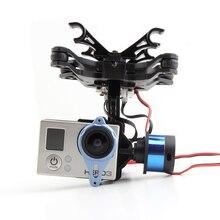 טארוט 2 ציר BGC TL68A00 Brushless Gimbal T 2D עבור Gopro Hero3 מצלמה הר DJI פנטום FPV