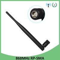 אנטנה sma GSM מחבר RP-SMA 915MHz 868MHz 5dbi אנטנה 915 MHz 868 MHz Antena אות חוצות מהדר Antenne עמיד למים Lorawan (1)