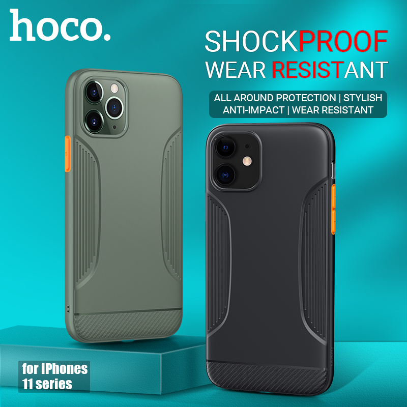 Hoco Protective Case For Iphone 11 11pro 11 Pro Max Backside Cover