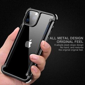 Image 5 - Spider Cassa Del Respingente Per il iPhone 11 Pro Max X XR XS iPhone11 di Marca di Lusso di Alluminio del Metallo Antiurto Telaio di Copertura Del Telefono accessori