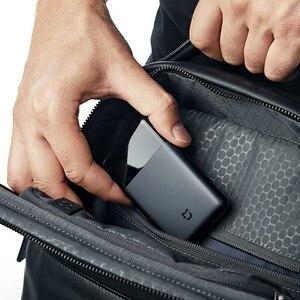 Image 3 - Original Xiaomi Super Thinเครื่องโกนหนวดไฟฟ้าสีดำกันน้ำXiaomiมีดโกนคุณภาพสูงเครื่องตัด