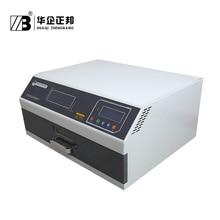Точное качество оплавления сварки Малый SMT патч машина PCB Сварки полный горячий воздушный ящик