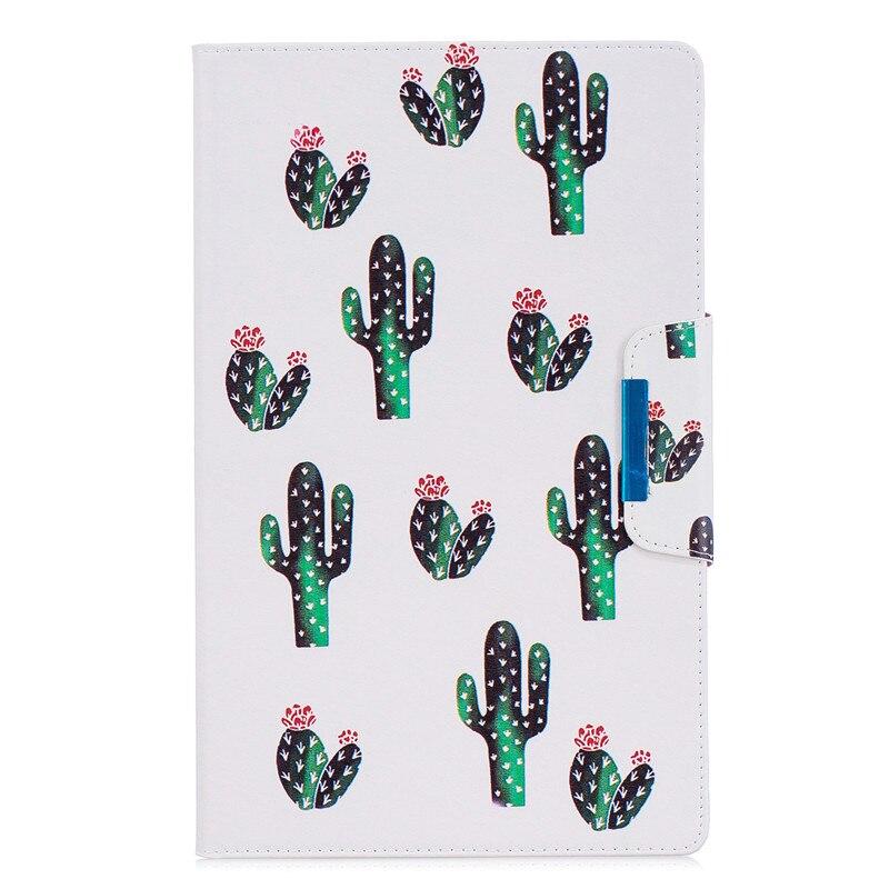 Cactus Clear Funda for iPad Pro 11 2020 Case Kawaii Unicorn Panda Flamingo Tablet Cover For Coque iPad
