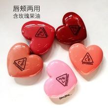 Loving lipstick sample Moisturizing Protection Lip Balm Lipstick Fruity Girls Gift