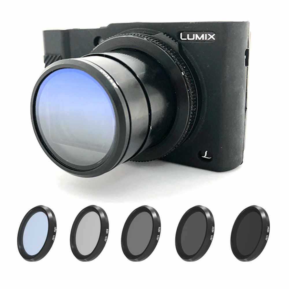 C-PL Multithreaded Glass Filter for Panasonic Lumix DMC-GF3 52mm Multicoated Circular Polarizer