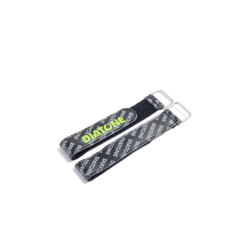 4PCS DIATONE Lipo Battery Strap Non-Slip MagicTape For RC Multirotor FPV Racing Drone 3-6S Lipo Battery