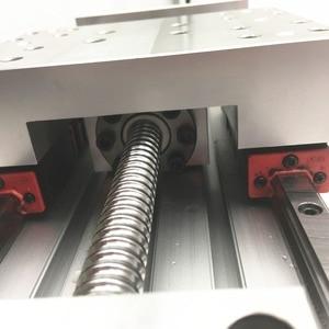 Image 5 - HGR20 Guida Lineare Fase di Movimento Ferroviario Scivolo Tavolo SFU1605 Vite A Sfere Nema 23 Del Motore Modulo per 3d Parti Della Stampante XYZ Robot braccio Kit