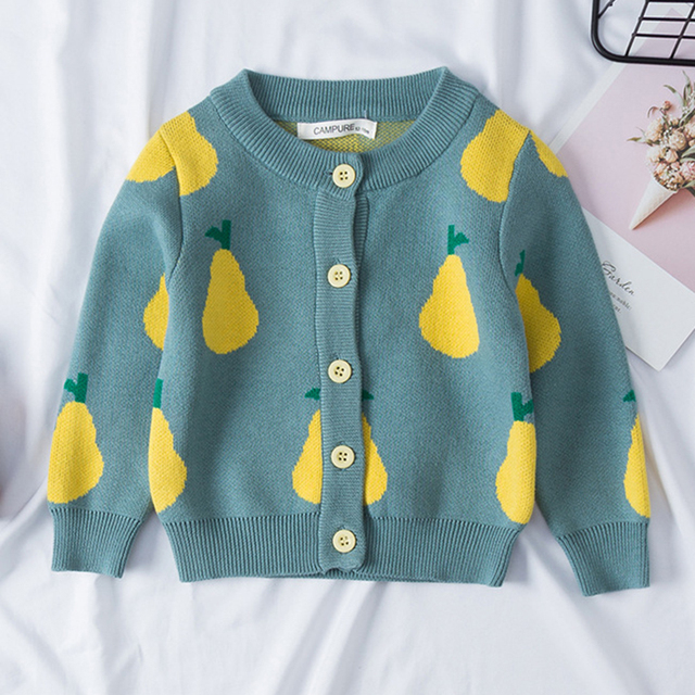 Autumn Mother Daughter Clothes Parent-child Outfits Girl Women's Sweater Family Matching Outfits Mother Daughter Cardigan Family Matching Outfits Kid (3+ years) Shop by Age Toddler (1-3 years)