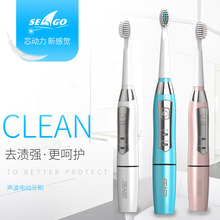 Seago  Electric Toothbrush for  Adult Battery Teeth brush